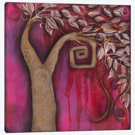 Roksana Canvas Print #AAE27} by Abril Andrade Canvas Art