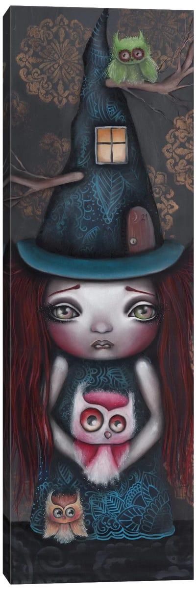 Samantha Canvas Art Print