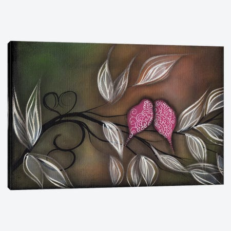 Til Forever Canvas Print #AAE33} by Abril Andrade Canvas Art