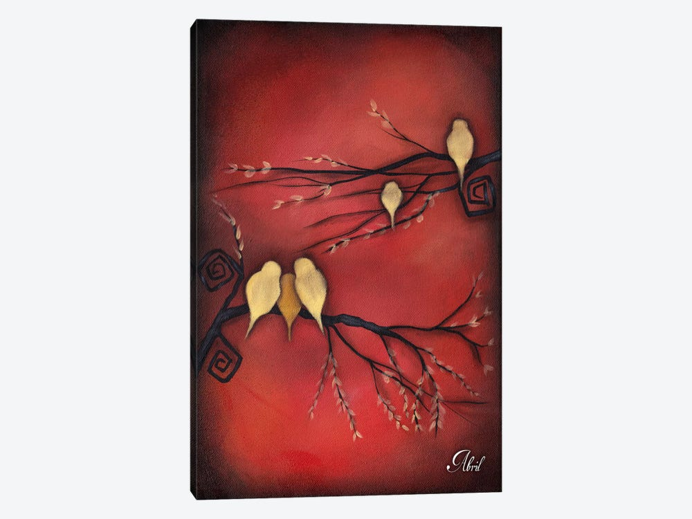 Waiting For Dawn by Abril Andrade 1-piece Canvas Wall Art
