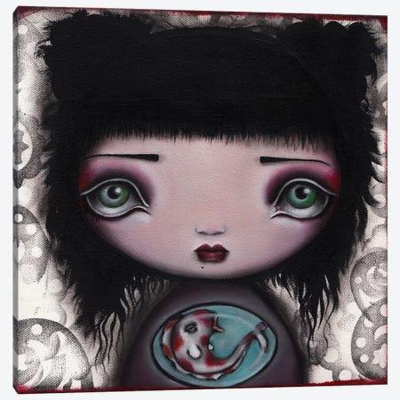 Yuri Canvas Print #AAE37} by Abril Andrade Canvas Art Print