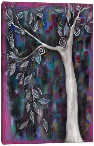 Zofia Canvas Art Print