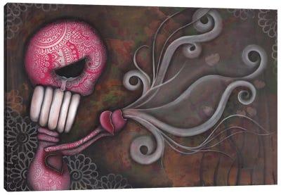 Deception Canvas Art Print