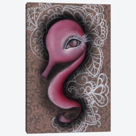 Eva Canvas Print #AAE6} by Abril Andrade Art Print