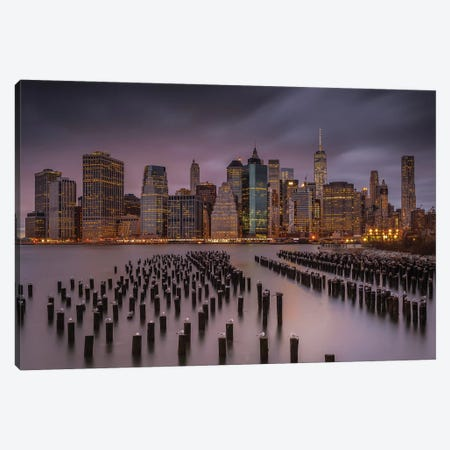 Back Home Canvas Print #AAG1} by Andreas Agazzi Canvas Art