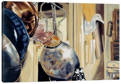 Kitchen Goose Canvas Art Print