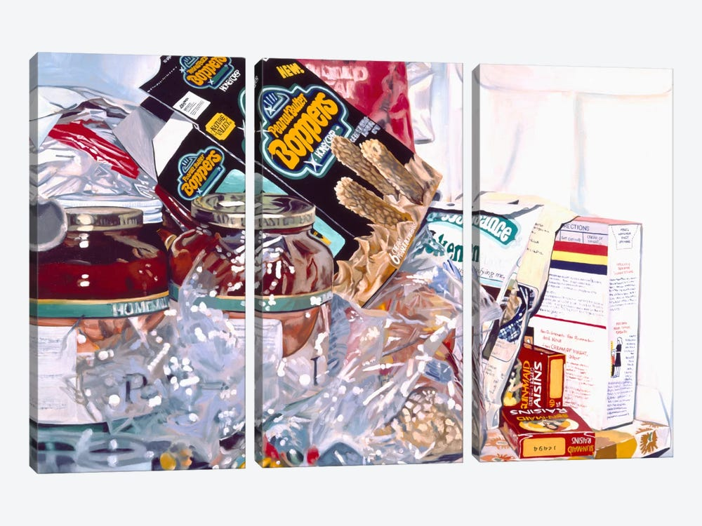 Lori's Pantry by Andrea Alvin 3-piece Canvas Artwork