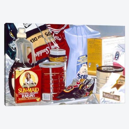 Raisins From Fresno Canvas Print #AAL20} by Andrea Alvin Canvas Art