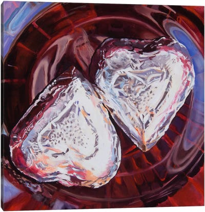 Sweethearts Canvas Print #AAL24