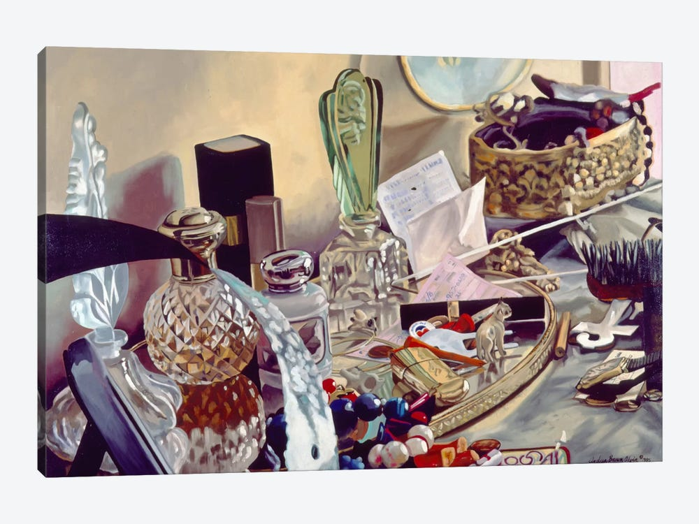 The Dresser by Andrea Alvin 1-piece Art Print