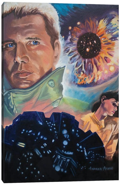Blade Runner Canvas Art Print