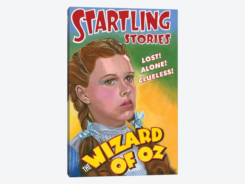 Dorothy by Andrea Alvin 1-piece Art Print