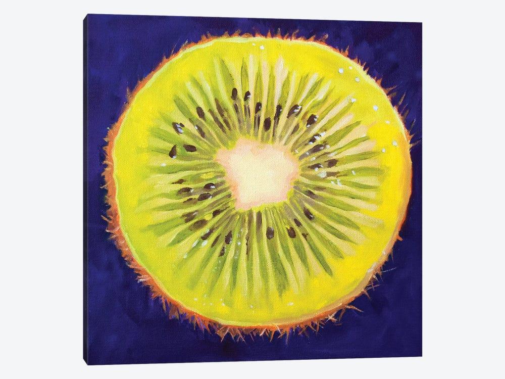 Kiwi by Andrea Alvin 1-piece Canvas Wall Art