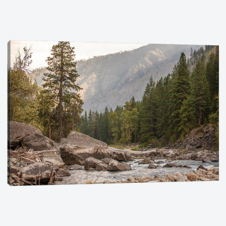 Time Alone Canvas Print #AAM15} by Aaron Matheson Canvas Art Print