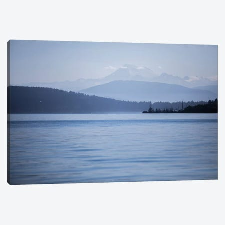 Blue Serenity Canvas Print #AAM1} by Aaron Matheson Canvas Art