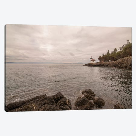 Solitary Canvas Print #AAM6} by Aaron Matheson Art Print