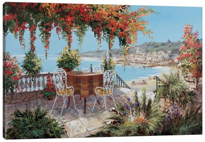 Makes My Day Perfect Canvas Art Print