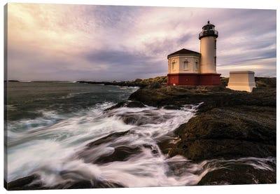 Lighthouse Canvas Art Print