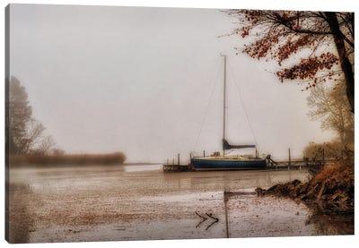 Days on the Lake Canvas Art Print