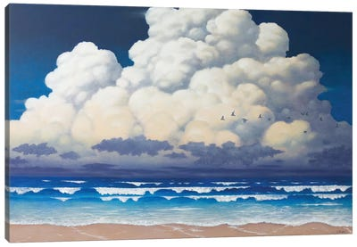 Cloudscape Canvas Art Print