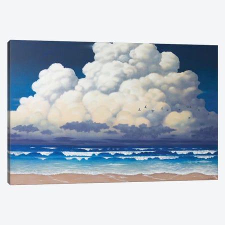 Cloudscape Canvas Print #AAW15} by Anvil Artworks Canvas Art Print
