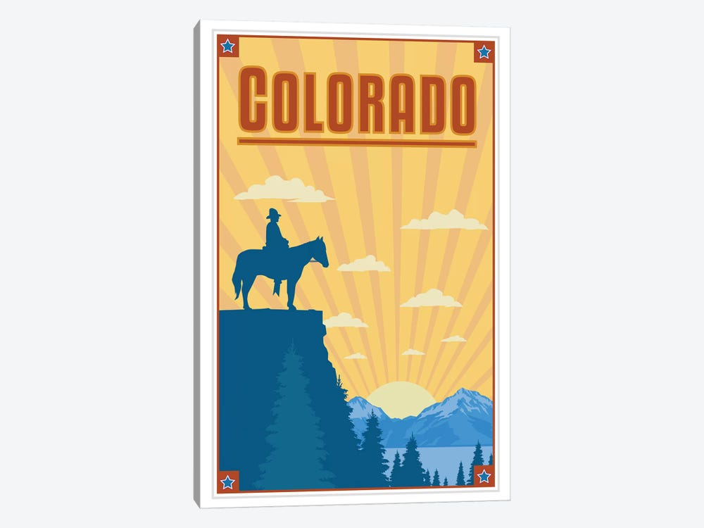 Colorado by Anvil Artworks 1-piece Canvas Print