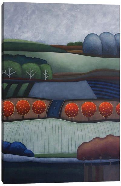 Dusk And Dreams Canvas Art Print