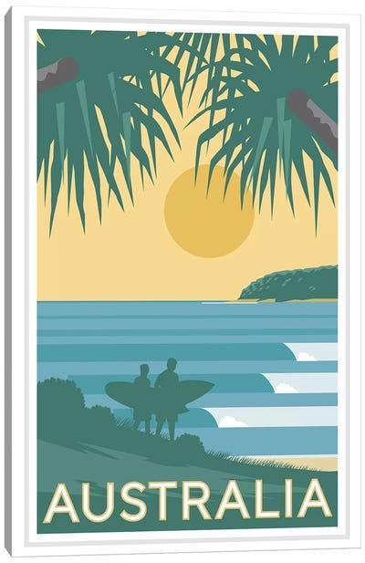 Australia Canvas Art Print