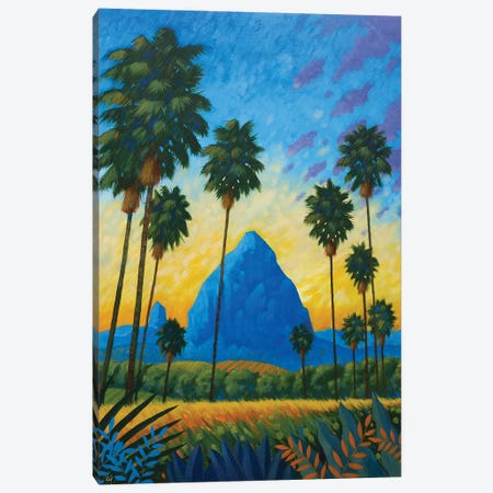 Mount Tibrogargan I Canvas Print #AAW46} by Anvil Artworks Canvas Wall Art