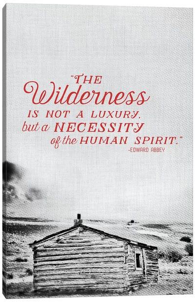 Wilderness Canvas Art Print