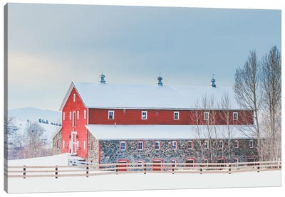 Country Living Canvas Art Print