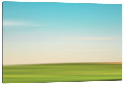 Landscape III Canvas Art Print