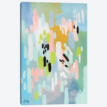 Lifted Spirits Canvas Print #ABA46} by Little Cabin Art Prints Canvas Art