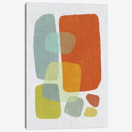 Pods I Canvas Print #ABA55} by Little Cabin Art Prints Art Print
