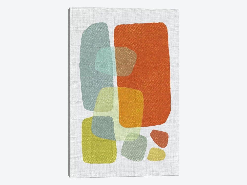 Pods I by Little Cabin Art Prints 1-piece Canvas Print