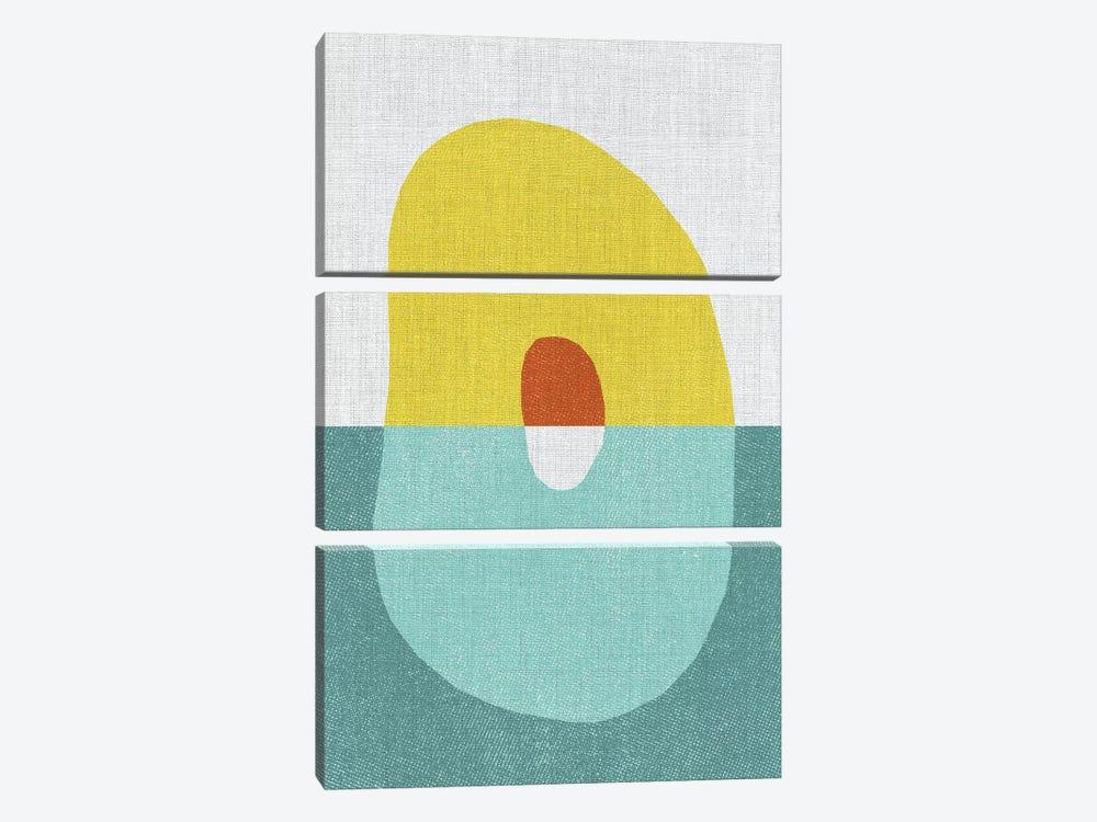Pods V by Little Cabin Art Prints 3-piece Art Print