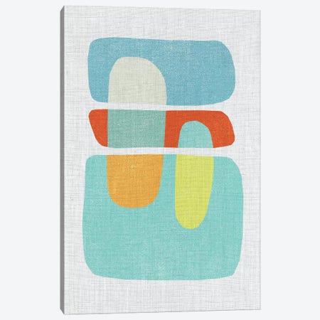 Pods VII Canvas Print #ABA61} by Little Cabin Art Prints Canvas Art Print