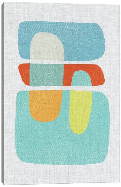 Pods VII Canvas Art Print