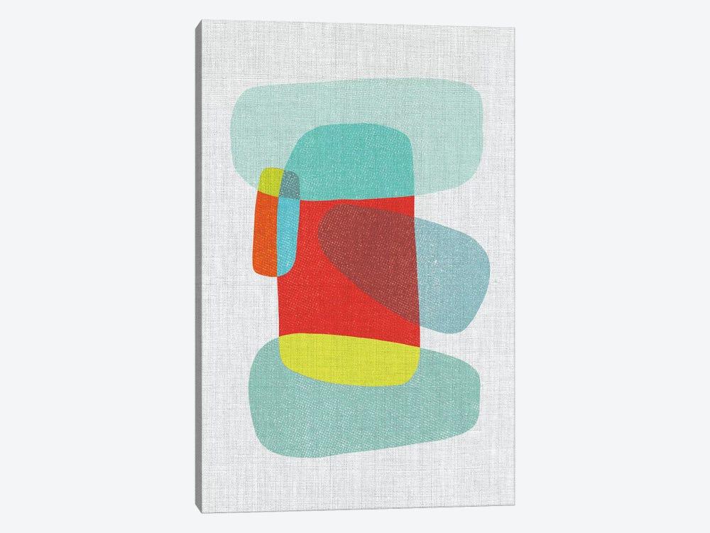 Pods IX by Little Cabin Art Prints 1-piece Canvas Art