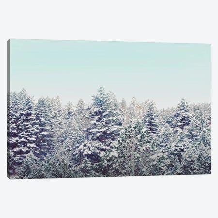 Quiet Forest 3-Piece Canvas #ABA64} by Little Cabin Art Prints Canvas Art
