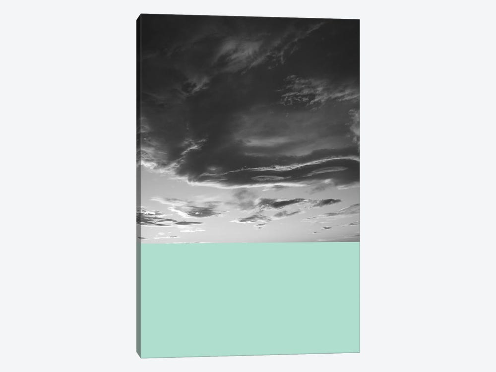 Skyscape IV by Little Cabin Art Prints 1-piece Canvas Wall Art