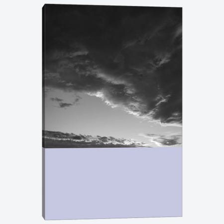 Skyscape V Canvas Print #ABA84} by Little Cabin Art Prints Canvas Artwork