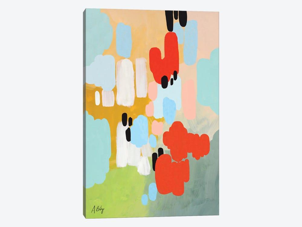 Beating Heart by Little Cabin Art Prints 1-piece Art Print