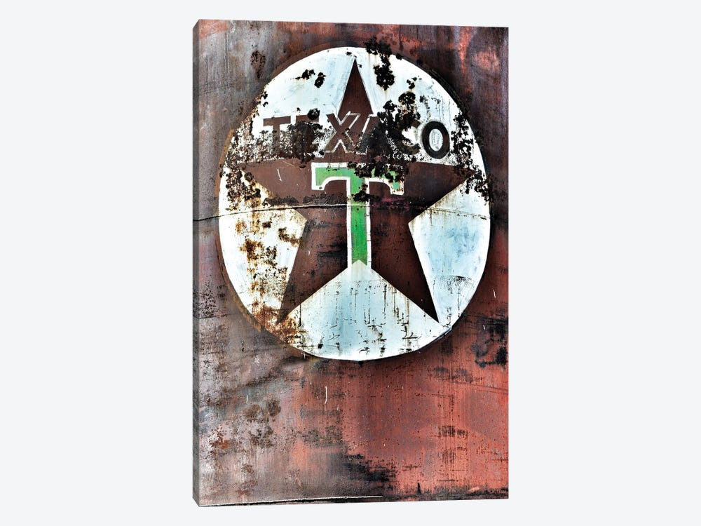 Texaco by Little Cabin Art Prints 1-piece Canvas Artwork