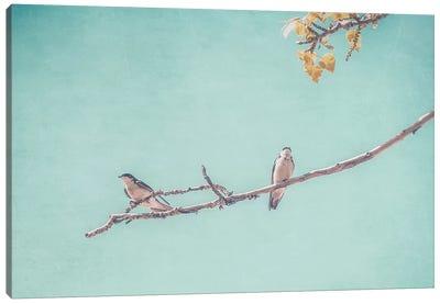 The Pair Canvas Art Print