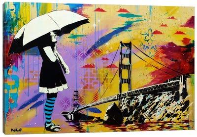 Shelter At Bay Canvas Art Print