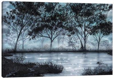 Moonlit Dream Canvas Art Print