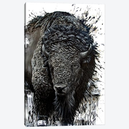 Prairie Giant Canvas Print #ABD22} by Angela Bawden Canvas Artwork