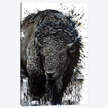 Prairie Giant Canvas Print #ABD22} by Angela Bawden Canvas Artwork