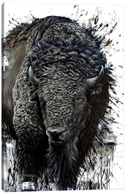 Prairie Giant Canvas Art Print